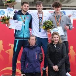 Medieşeni medaliaţi la Campionatul Naţional de Atletism