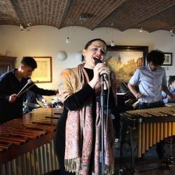 Concert Ela Sol & Dixie la Biertan (video)