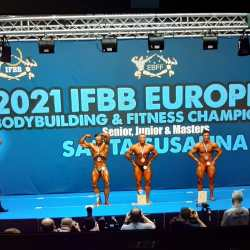 Medalie de bronz la europene pentru Power Gym Mediaş