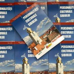 A apărut cartea Personalități Culturale ale Sibiului
