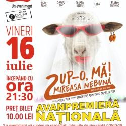 """Avanpremieră naţională filmul """"Pup-o, Mă 2, Mireasa nebună"""""""