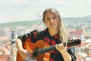 Concert flamenco cu Varga András la Mediaș