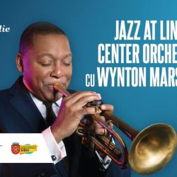 Wynton Marsalis cântă mâine la Sibiu