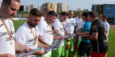 Gaz Metan a sărbătorit 20 ani de la câștigarea a titlului de Campioană națională de tineret