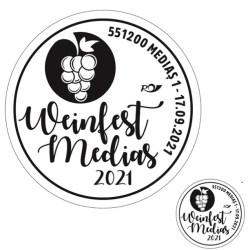 Ștampilă Weinfest 2021