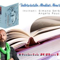 Simona Şerban la Interviurile Mediaş News Blog (video)