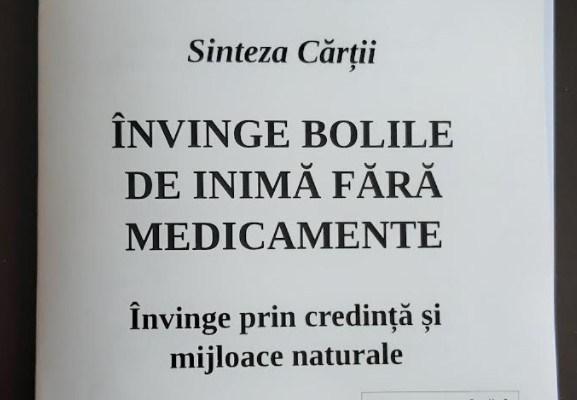 Broşură despre terapii naturiste