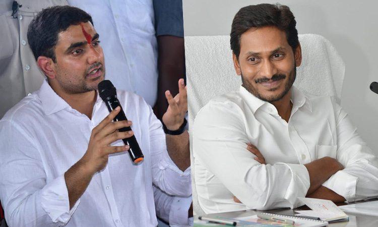 Nara Lokesh Slams AP CM YS Jagan-Explains His Telugu Mistakes
