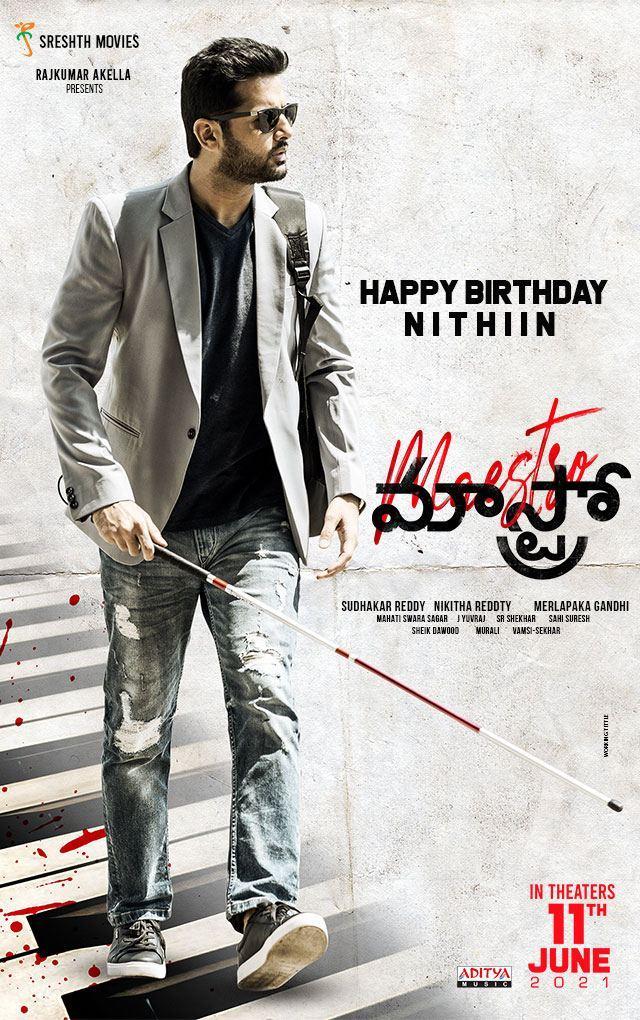 Nithiin Turns Maestro for Landmark Film!