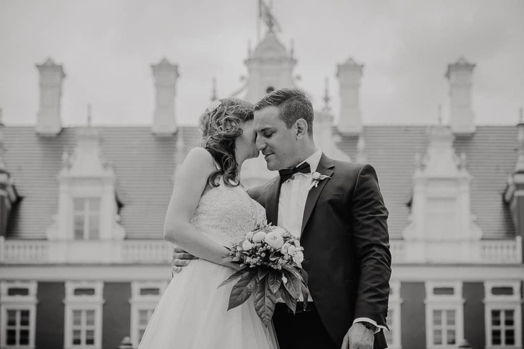 Brautpaar Shooting Schloss Bad Muskau