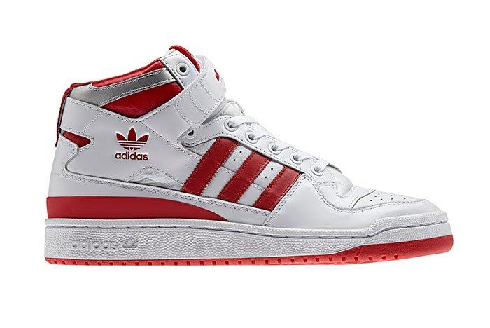Super retro tenisky Adidas Forum Mid Refined Pack