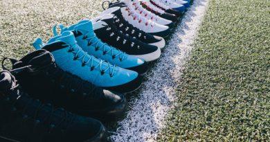 Značka Jordan odstartuje sezónu NFL novými kopačkami Air Jordan 9 PE