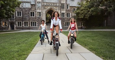 Fila s Urban Outfitters zajímavá motocrossová kolekce