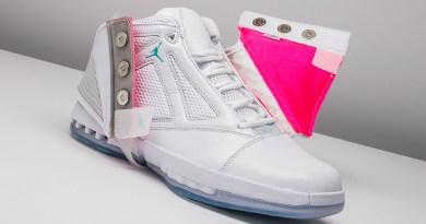 Zajímavé tenisky značek SoleFly x Air Jordan 16