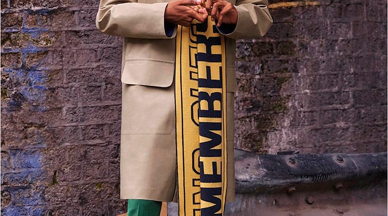 Módní návrhářka Stella McCartney a pánská kolekce oblečení
