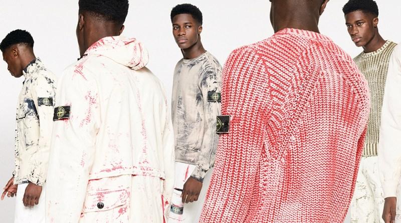 Stone Island a nová kolekce oblečení jaro léto 2017