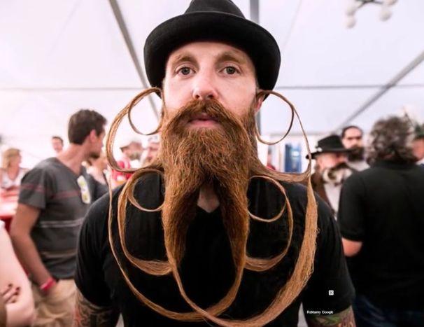 Mužské vousy jsou již odedávna nedílnou součástí módy
