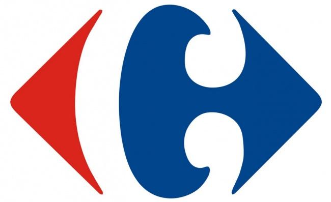 Logo společnosti Carrefour