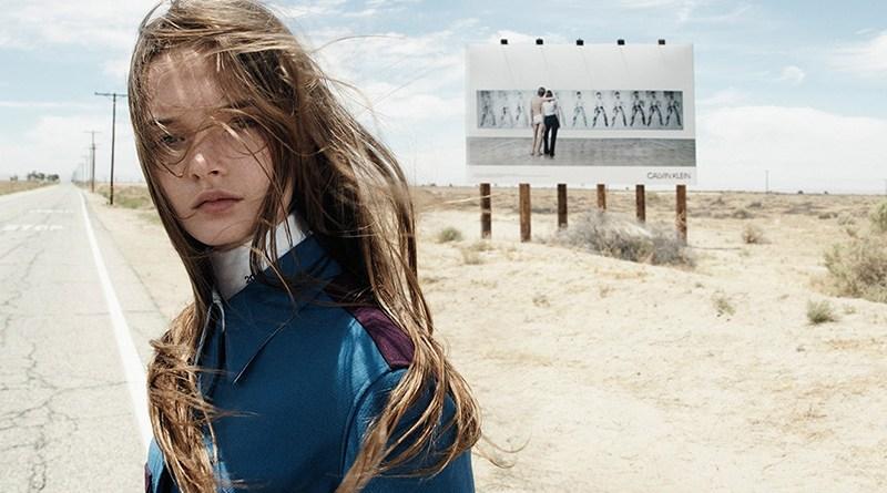 Kolekce Raf Simons a Calvin Klein podzim zima 2017