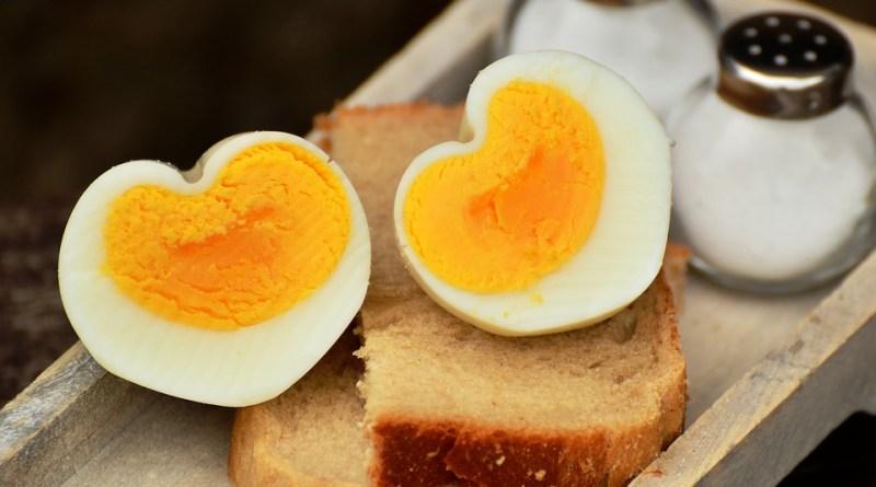 Jezte denně tři slepičí vejce a nemusíte k lékaři
