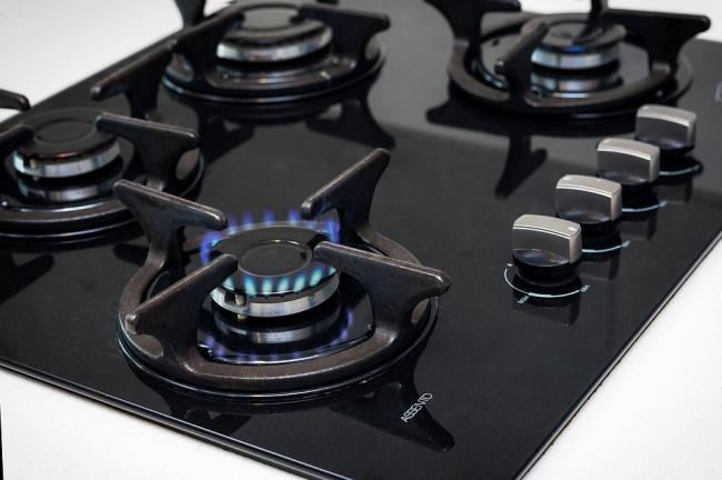 Plynové kuchyňské sporáky