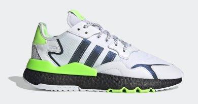 Tenisky adidas Nite Jogger Signal Green