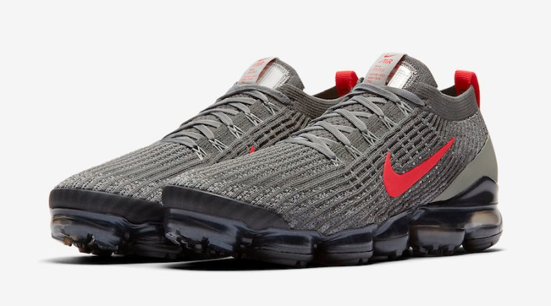 Tenisky Nike Air VaporMax 3.0 Grey and Red