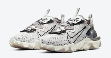 Tenisky Nike React Vision Vast Grey CD4373-005
