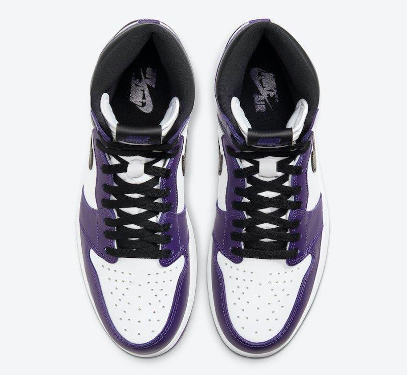 Tenisky Air Jordan 1 High OG Court Purple