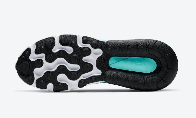 Tenisky Nike Air Max 270 React Aurora Green