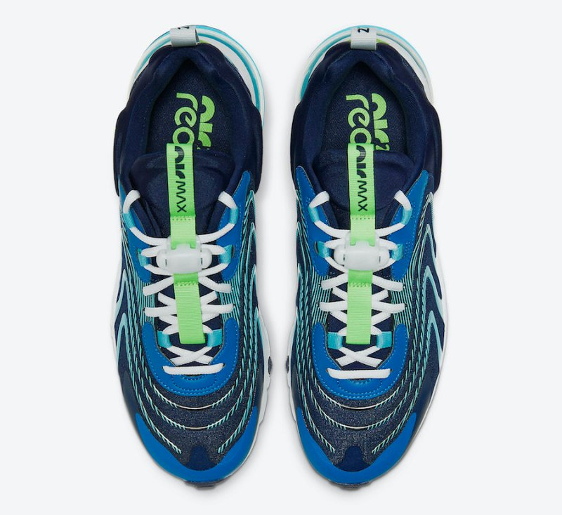 Tenisky Nike Air Max 270 React ENG Sprite color