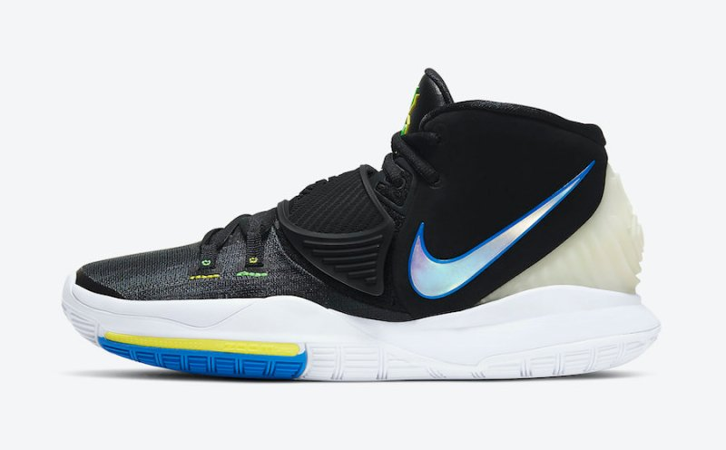 Tenisky Nike Kyrie 6 Iridescent Swoosh BQ4630-004