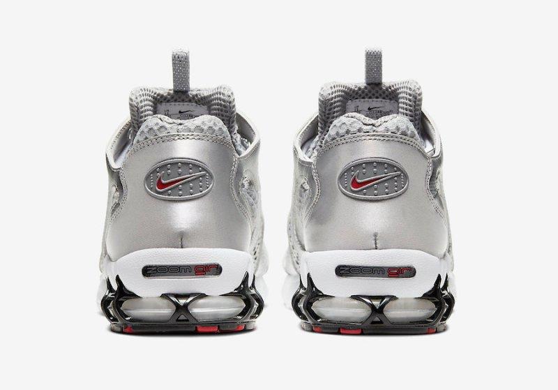 Tenisky Nike Air Zoom Spiridon Cage 2 Metallic Silver