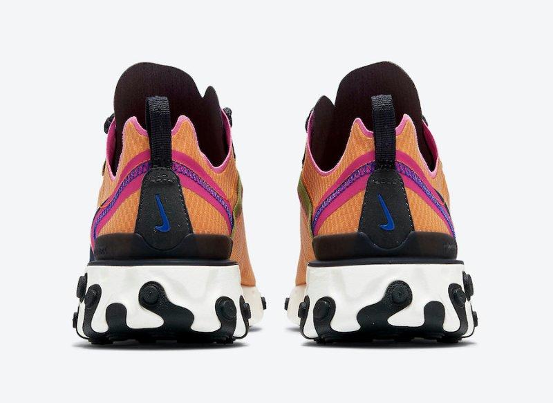 Tenisky Nike React Element 55 SE CI3831-801