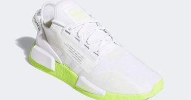 Tenisky adidas NMD R1 V2 White Volt Boost FX3903
