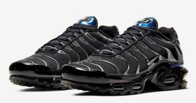 Tenisky Nike Air Max Plus Black Metallic CW2646-001