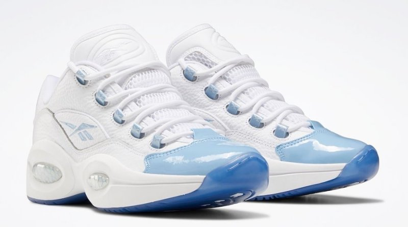Tenisky Reebok Question Low Patent FX5000