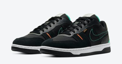 Tenisky Nike Squash Type Menta Orange CJ1640-010