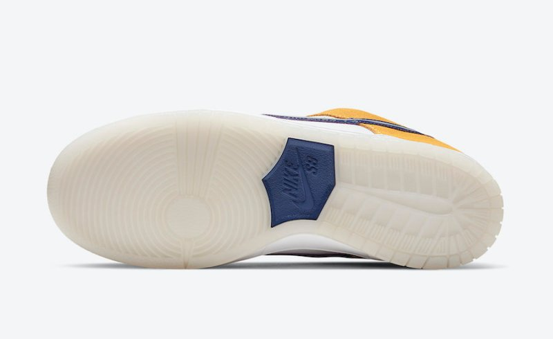 Tenisky Nike SB Dunk Low Laser Orange BQ6817-800