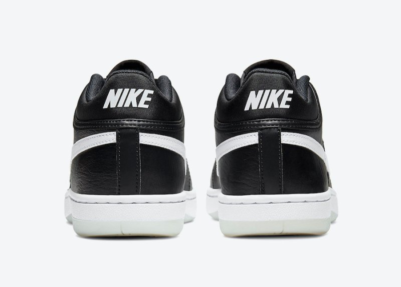 Tenisky Nike Sky Force 3/4 Black White CT8448-001