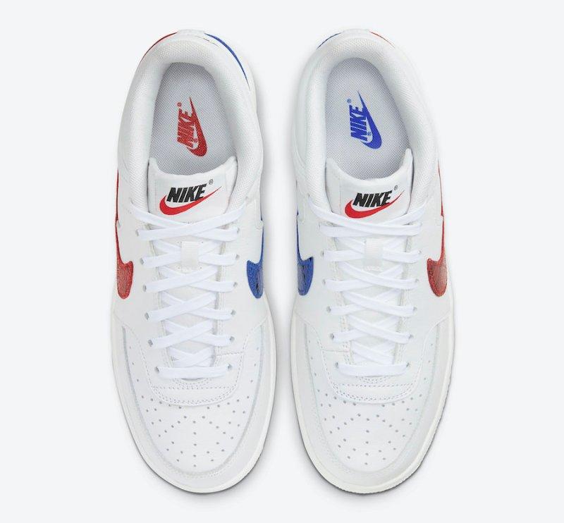 Tenisky Nike Sky Force 3/4 Snakeskin CW7074-100