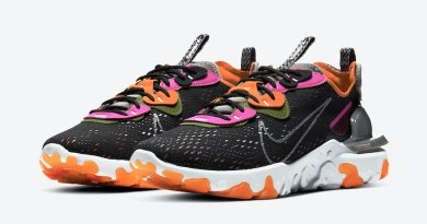 Tenisky Nike React Vision Black Fuchsia CD4373-003