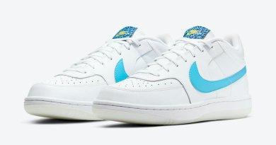 Tenisky Nike Sky Force 3/4 Blue Fury CT8448-101