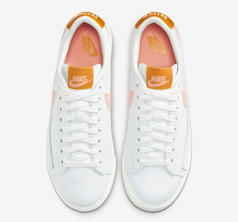Tenisky Nike Blazer Low Leather AV9370-112