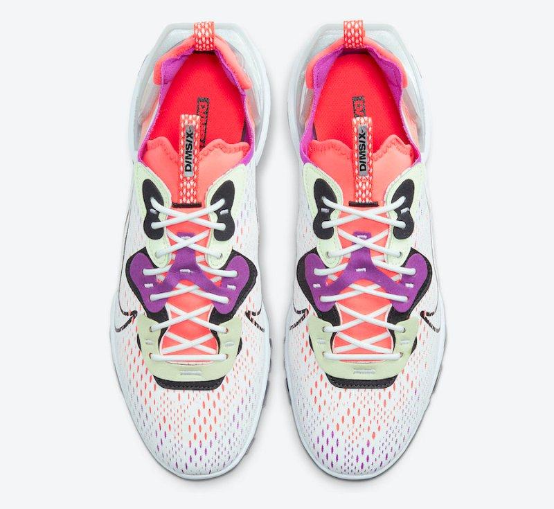 Tenisky Nike React Vision Barely Volt CD4373-102