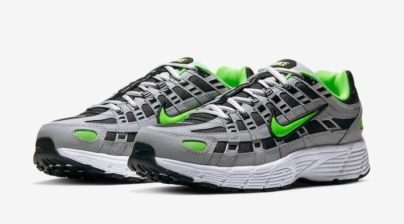 Tenisky Nike P-6000 Electric Green CD6404-005