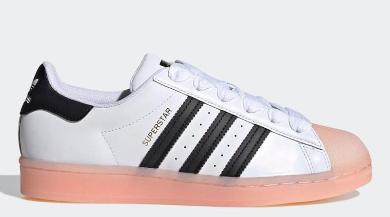 Tenisky adidas Superstar Haze Coral FW3553