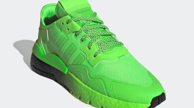 Tenisky adidas Nite Jogger Signal Green EF5414
