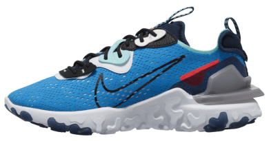 Tenisky Nike React Vision Photo Blue CD4373-400