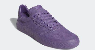 Tenisky adidas 3MC Tech Purple EG8546